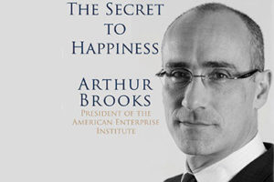 "Secrets to Happiness and a ""Magic Briefcase"""