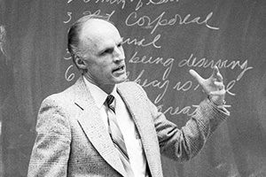 Truman G. Madsen's work on eternal man continues at BYU's Wheatley Institution